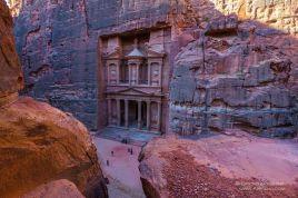 Al Khazneh - The Treasury, Petra