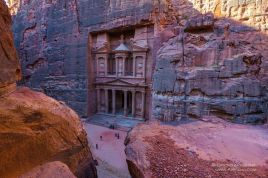Al Khazneh - The Treasury, Petra