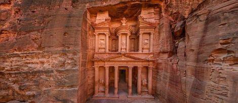 Petra, Jordan - AirPano.com • 360 Degree Aerial Panorama • 3D Virtual Tours Around the World 1