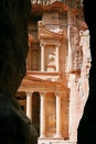 Petra - Jordan One of the Seven Man-Made Wonders of the World