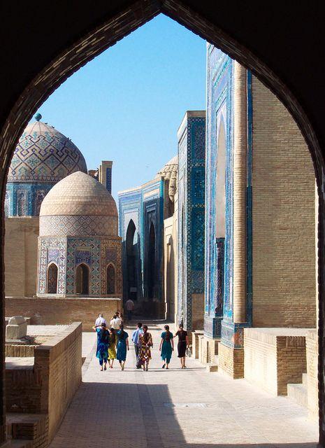 Samarkand / Самарканд 7