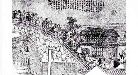 Cientos de chinos avistaron ovni en el sigloXIX