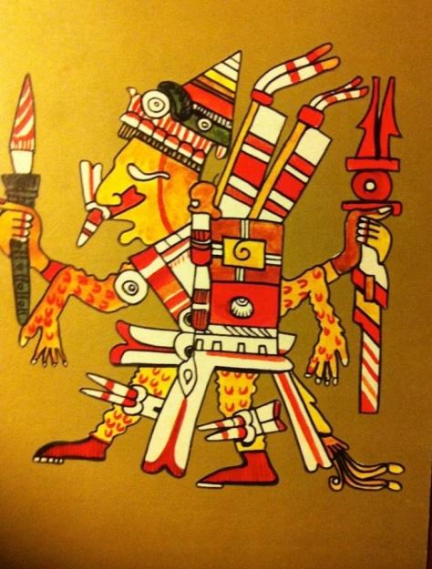 dios-azteca-el-señor-desollado-xipe-totec