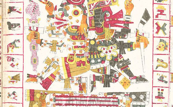 DIOSES AZTECAS: TEZCATLIPOCA ¿Eran Extraterrestres?