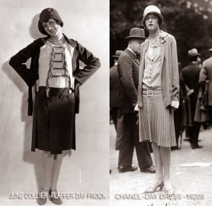 1920S-DAY-DRESSES-CHANEL-Glamourdaze-300x291