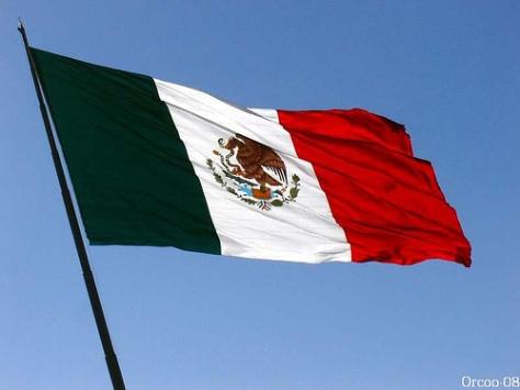 Bandera de Mexico