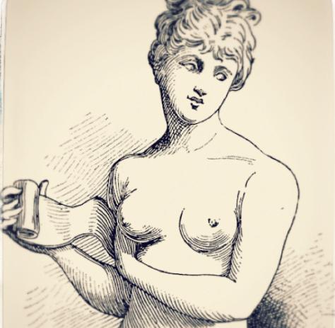 El Mamillare sujetador mujeres romanas