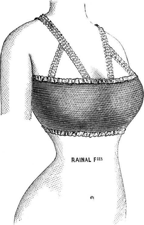 Elastic Brassiere,1907