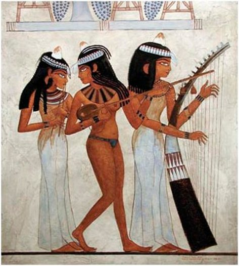 Fashion in Ancient Egypt.6
