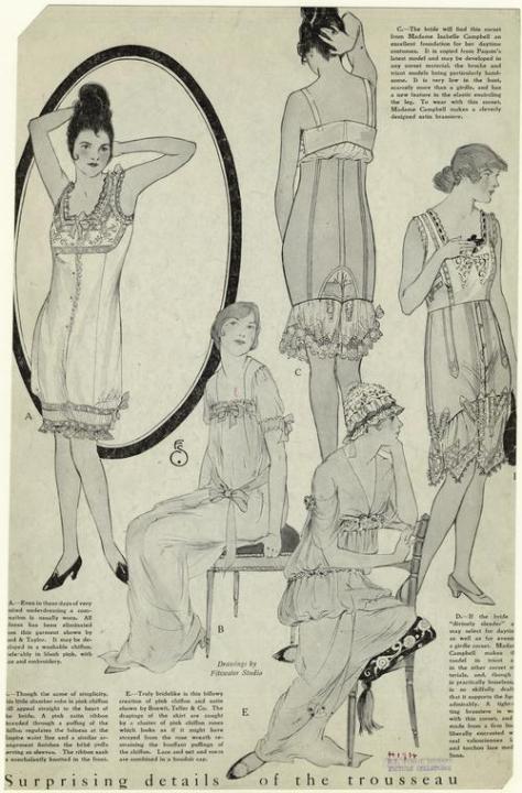lingerie1914