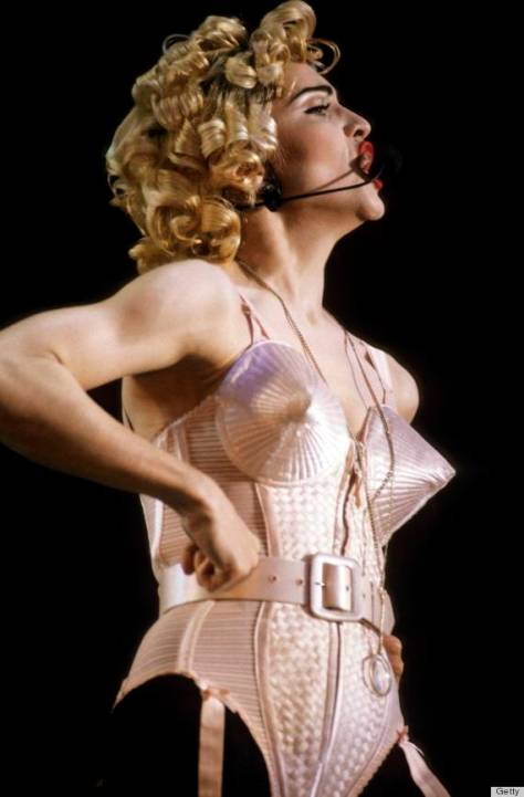 Photo of MADONNA bra