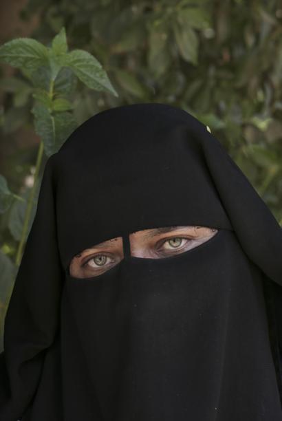 15 noviembre 2014 Sidfa, Egipto musulmana egipcia Youssra Hosny quien  padecio mutilación genital a los 9 meses de vida