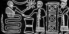 Dioses sumerios o anunnaki