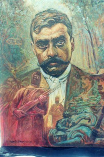 Emiliano Zapata Revolucion Mexicana