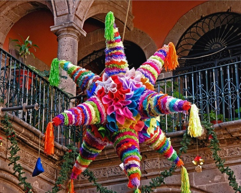 piñata estrella