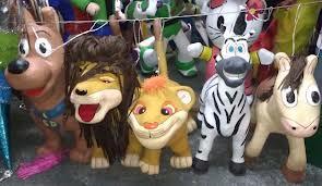 piñatas de animales