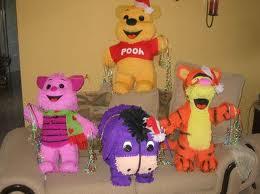 piñatas personajes Disney