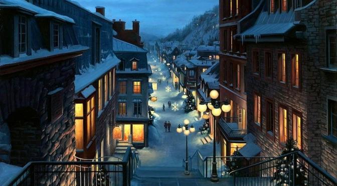 Eugene Lushpin, Pintor ruso nació en Moscú