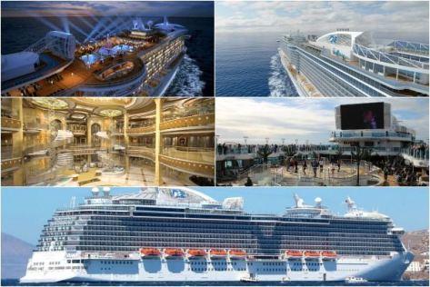 Crucero de gran lujo