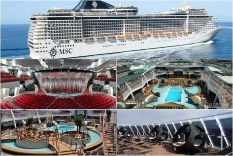 Crucero de lujo