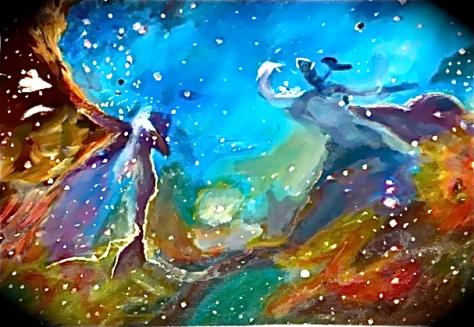 Galaxias muy lejanas
