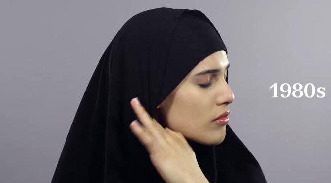 MUJERES IRANÍES, UN SIGLO DE BELLEZA, VIDEO