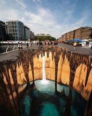 Arte callejero en 3D 1