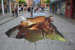 Arte callejero en 3D 5
