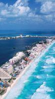 Cancun dos mares