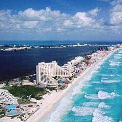 Cancun entre dos mares