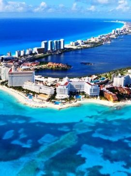 Cancun entre el top 50 destinos Latinoamerica