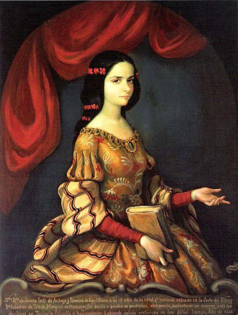 Juana de Asbaje o Sor Juana Ines de la Cruz
