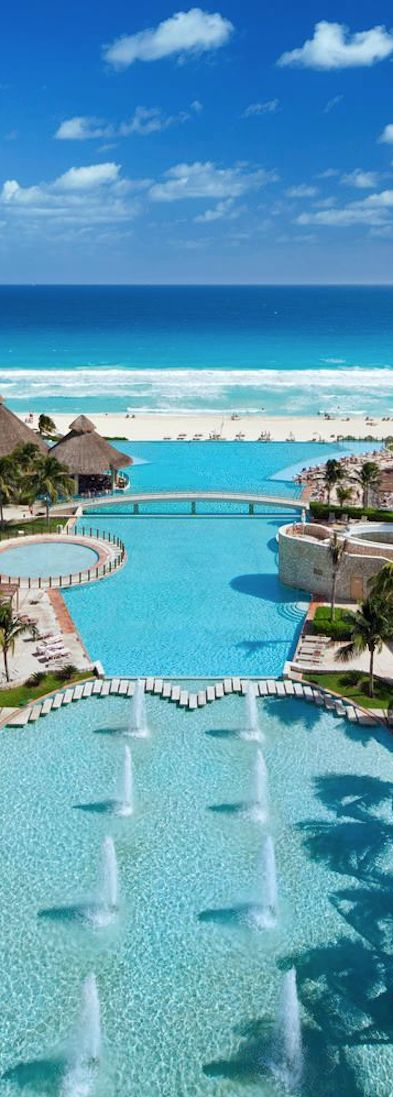 Westin Lagunamar Ocean Resort  Cancun Mexico