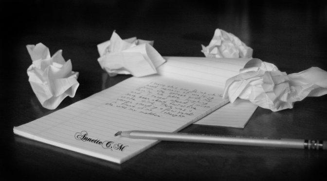Enamórate de un escritor – Annette C.M