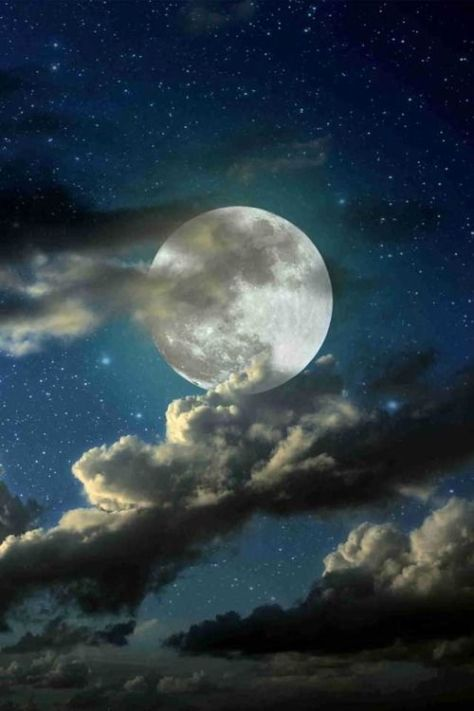 Luna llena complice