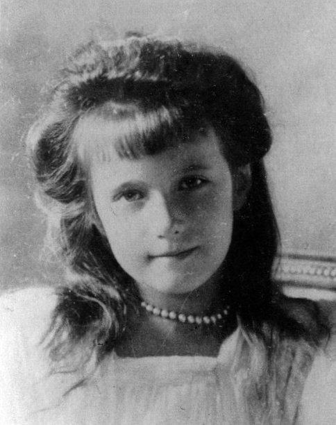 Anastasia Nikoláyevna de Rusia**Dinastía Casa de Holstein-Gottorp-Románov