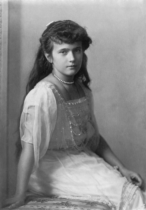 Anastasia Nikoláyevna de Rusia