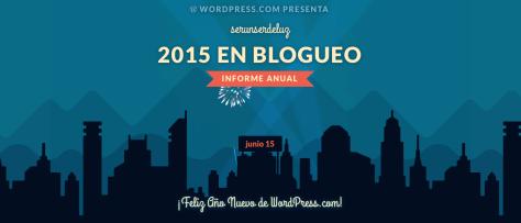 Reporte anual 2015 serunserdeluz