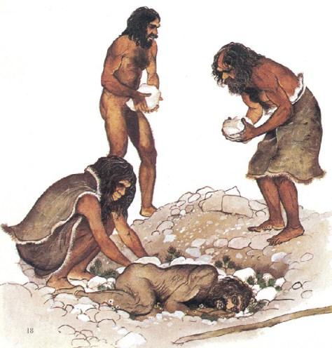 enterramientos-en-la-epoca-prehistorica