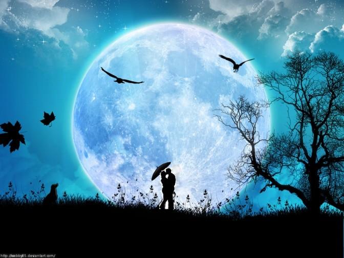 la-luna-y-el-amor soñado