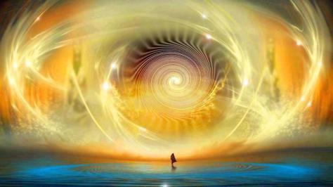 espiral de energía