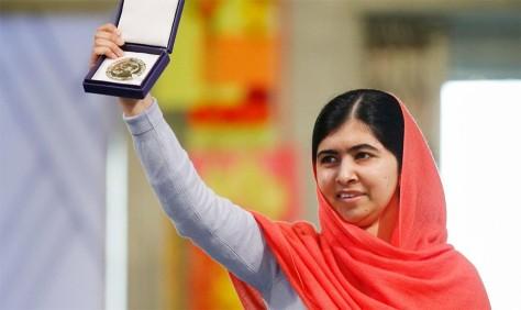 Malala Premio Nbel de la Pa<
