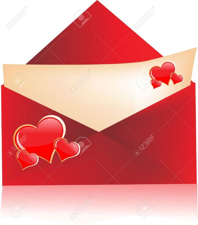 8973503-love-letter-with-envelope-Stock-Vector-heart