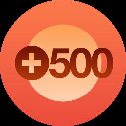 500 SEGUIDORES A ESTE BLOG SERUNSERDELUZ/LÁGRIMAS