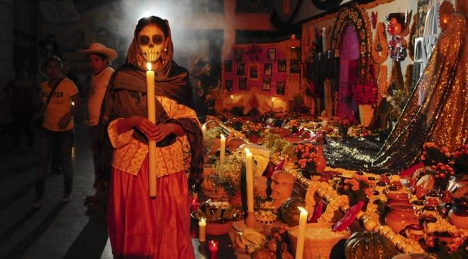 DIA DE MUERTOS UNA TRADICIÓN EN MÉXICO (editada)