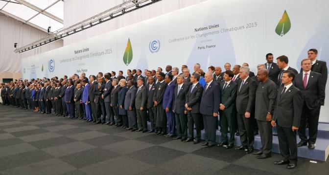 Histórico: entró en vigor el mayor acuerdo global contra el cambio climático