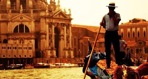 venecia gondola
