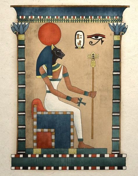 diosa-egipcia-bastet