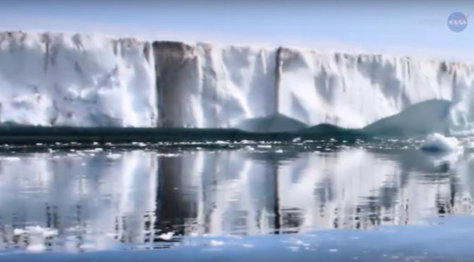 El derretimiento oculto de Groenlandia